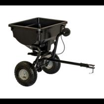 Riwall Vontatható szórógép fűnyíró traktorokhoz, 50 kg tartály kapacitás - AgriFab