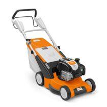 STIHL RM 545 extra teljesítményű benzinmotoros, tolós fűnyíró, 43 cm munkaszélesség