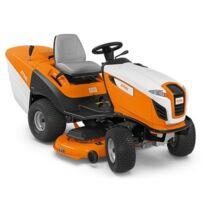 STIHL RT 6127 ZL extra nagy teljesítményű, könnyen kezelhető, benzinmotoros fűnyíró traktor, 125 cm munkaszélesség, 20 LE