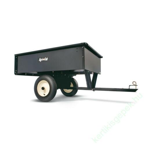 Egytengelyes szállító pótkocsi